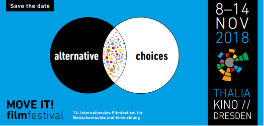 MOVE IT! Filmfestival vom 08. bis 14. November