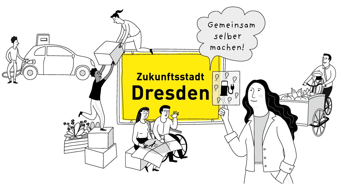Projektwerkstatt: Neue Zukunftsstadtprojekte gesucht!
