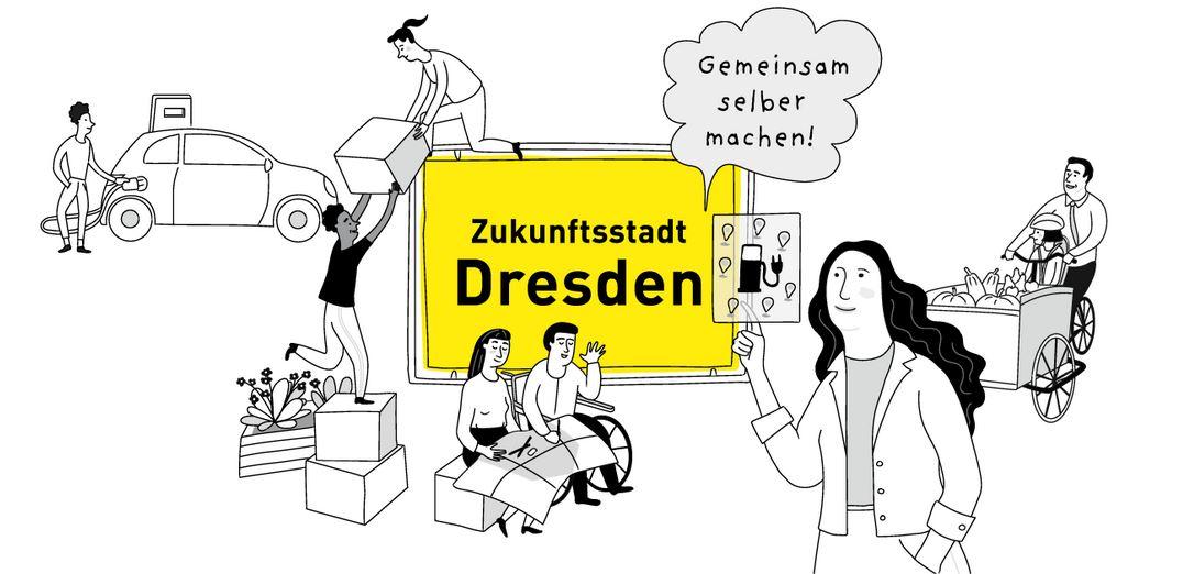 Zukunftsstadt Online-Projektwerkstatt