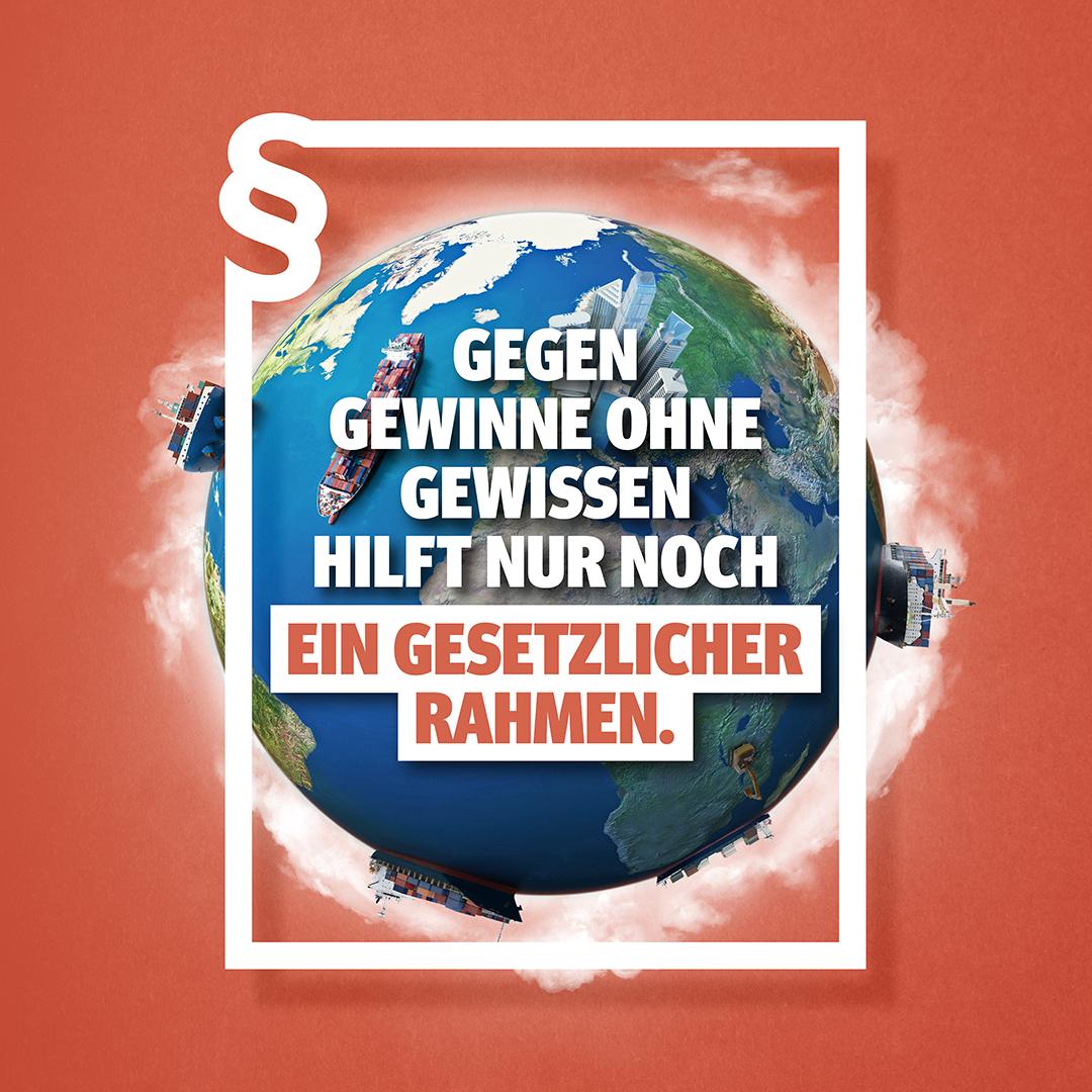 """Sächsisches Vernetzungstreffen -""""Initiative Lieferkettengesetz"""""""