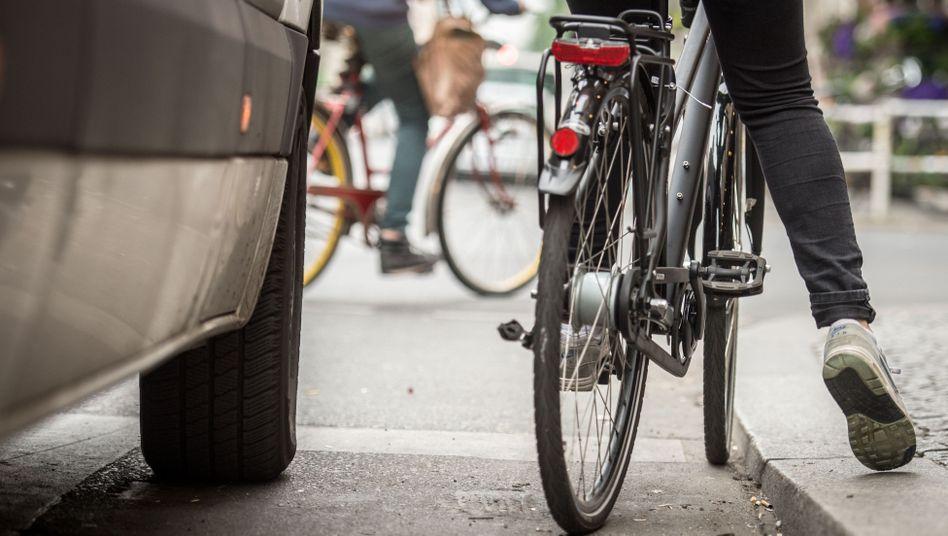 Fahrrad-Demo