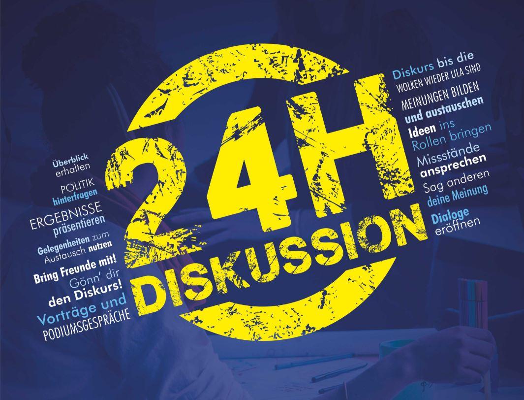 24 Stunden Diskussion 2020
