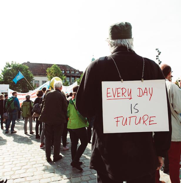 Klima-Demokratie für Berlin - Die nächste Krise wartet nicht!