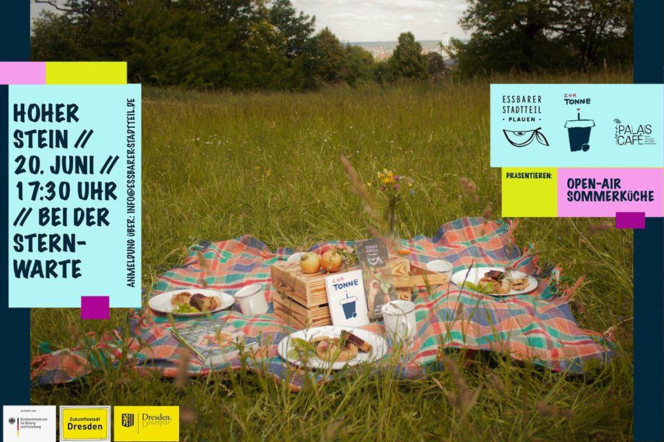 Open-Air Sommerküche