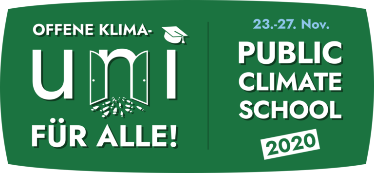 Public Climate School 3.0
