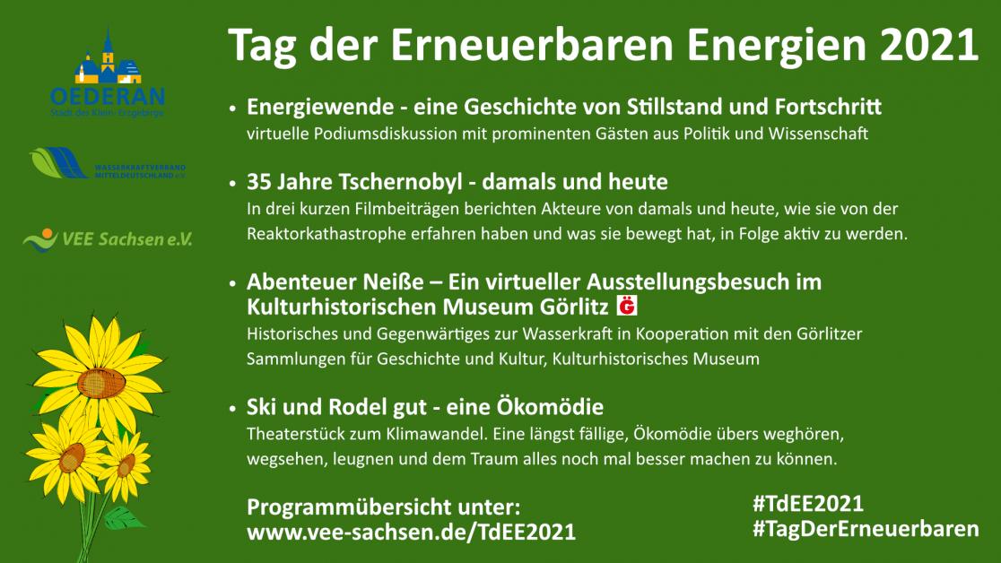 Tag der Erneuerbaren Energien 2021