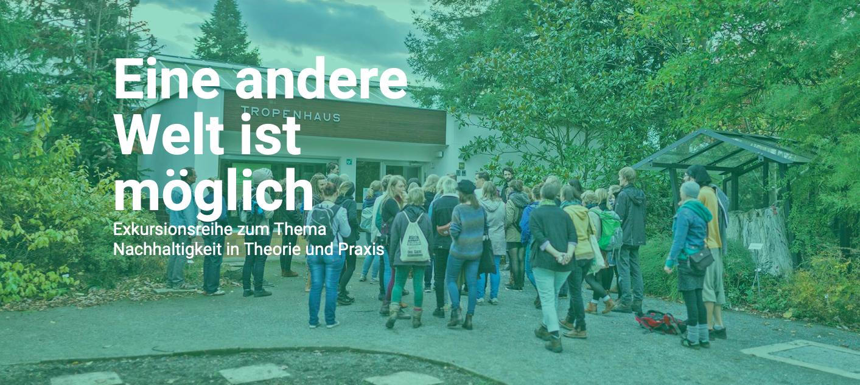 Eine andere Welt ist möglich - Gemeinsam für eine Nachhaltige Entwicklung in Dresden: Ein Besuch bei der Lokalen Agenda21 für Dresden