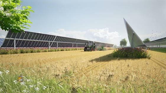"""Klima Forum: """"Agri-Photovoltaik – ein Agrarsystem der Zukunft"""""""