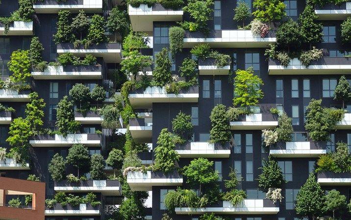 """Ausstellung """"Einfach Grün - Greening the City"""""""