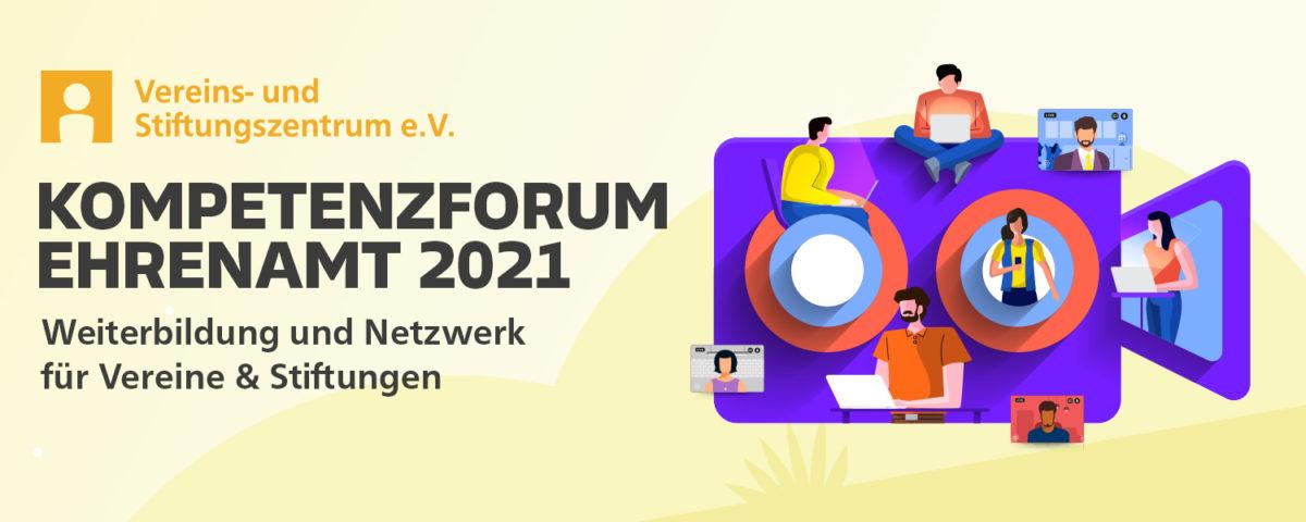 Kompetenzforum Ehrenamt 2021 Nordsachsen
