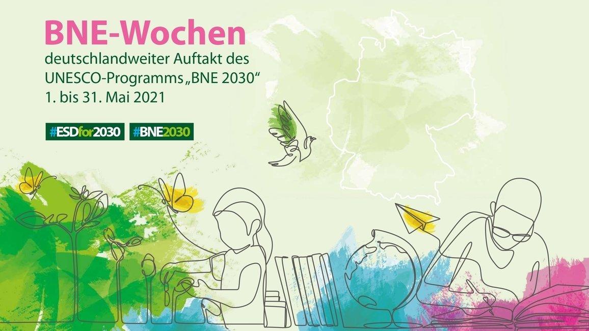 """BNE - Wochen zum Auftakt von """"BNE 2030"""""""