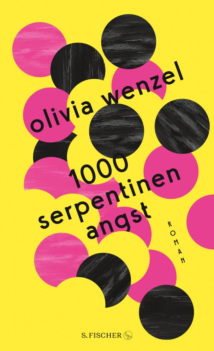"""""""1000 Serpentinen Angst"""" Olivia Wenzel"""