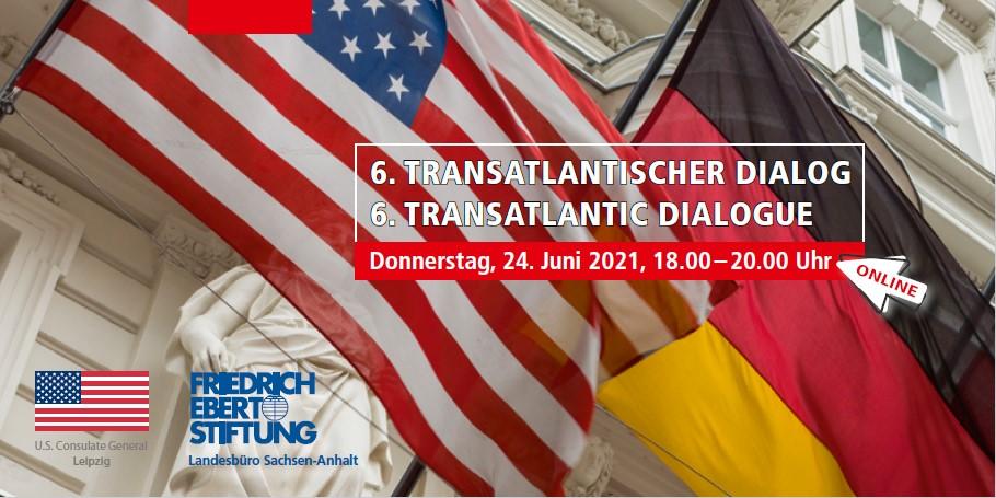 6. Transatlantischer Dialog: Klimagerechtigkeit - Herausforderung des 21. Jahrhunderts