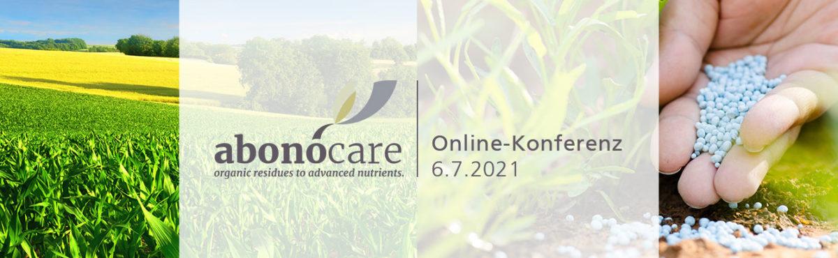 abonocare® – nachhaltiges Nährstoffrecycling aus organischen Reststoffen