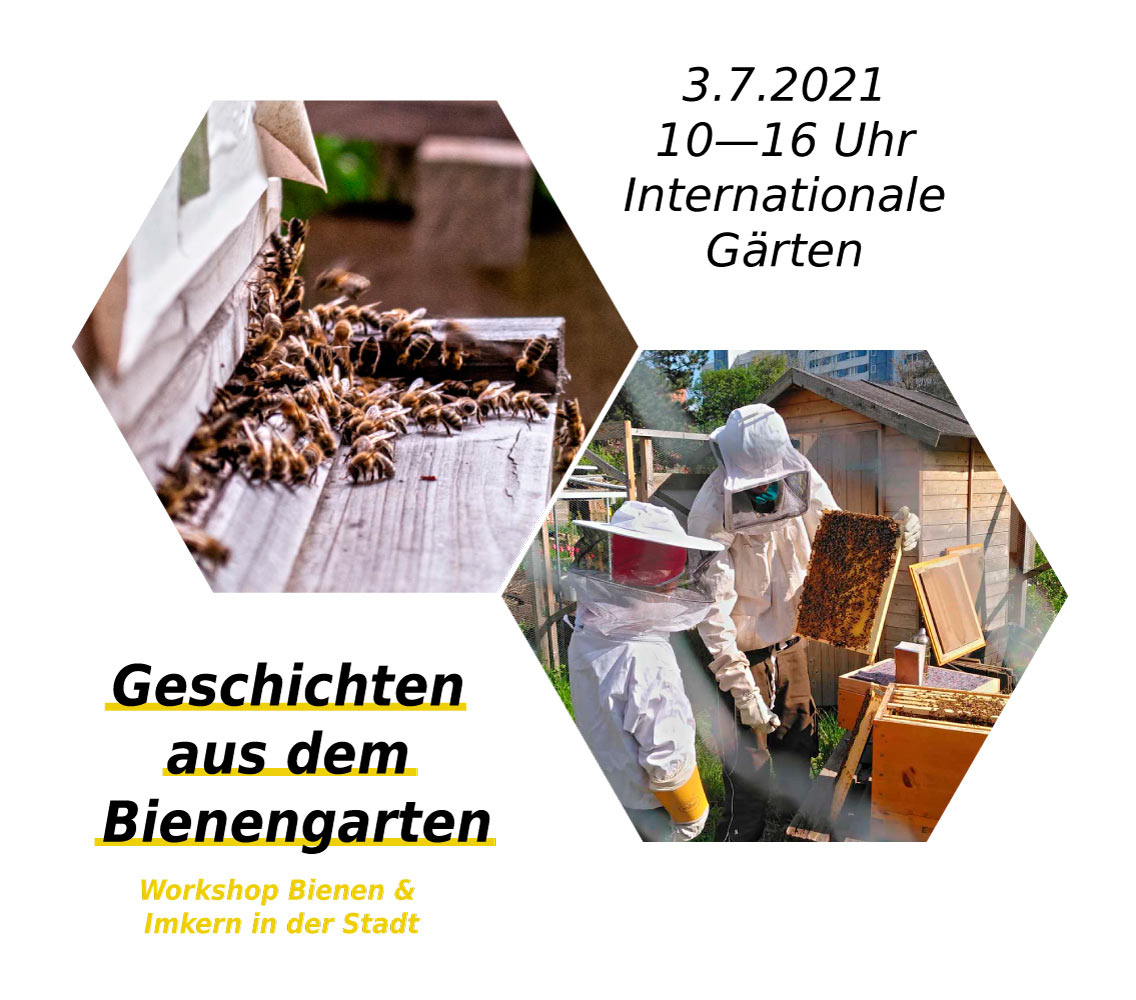 Bienenworkshop: Geschichten aus dem Bienengarten