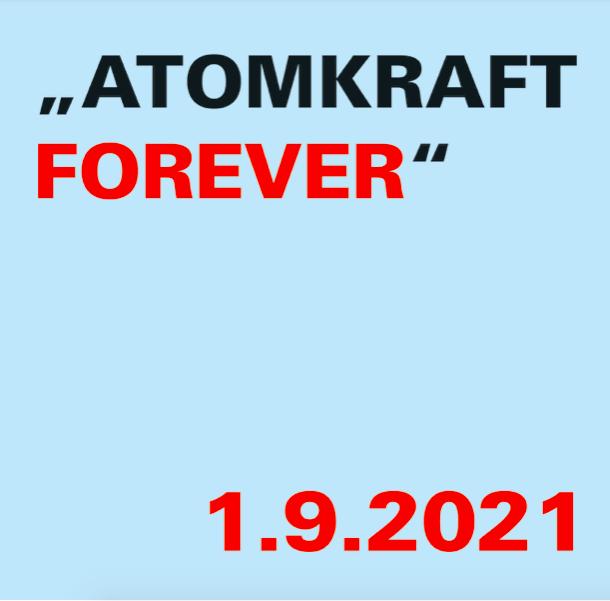 """""""Atomkraft forever"""" - Filmvorführung und Gespräch"""