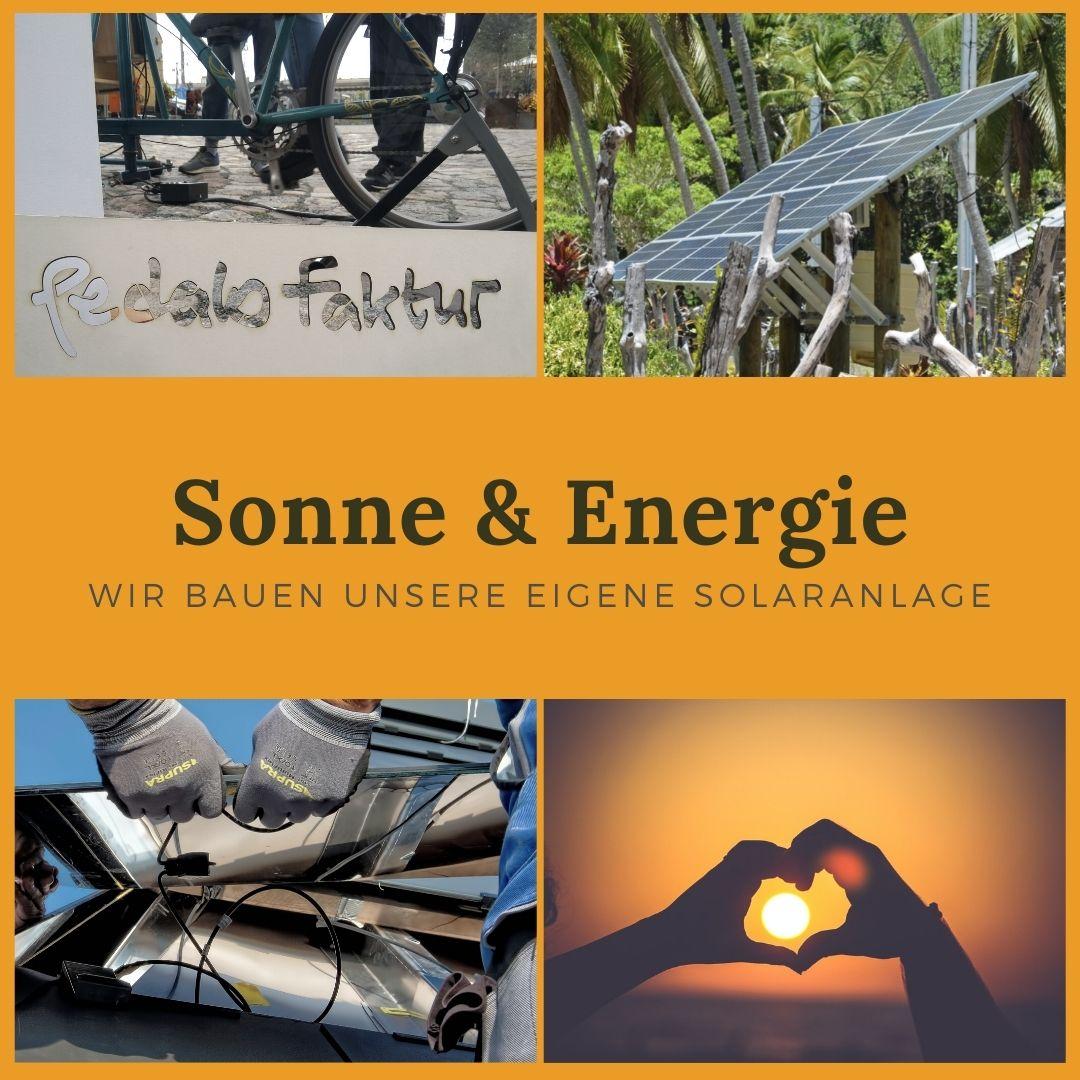 Solar-Bauworkshop für Jugendliche