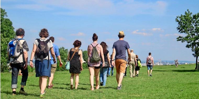 Jane's Walk-Festival Dresden