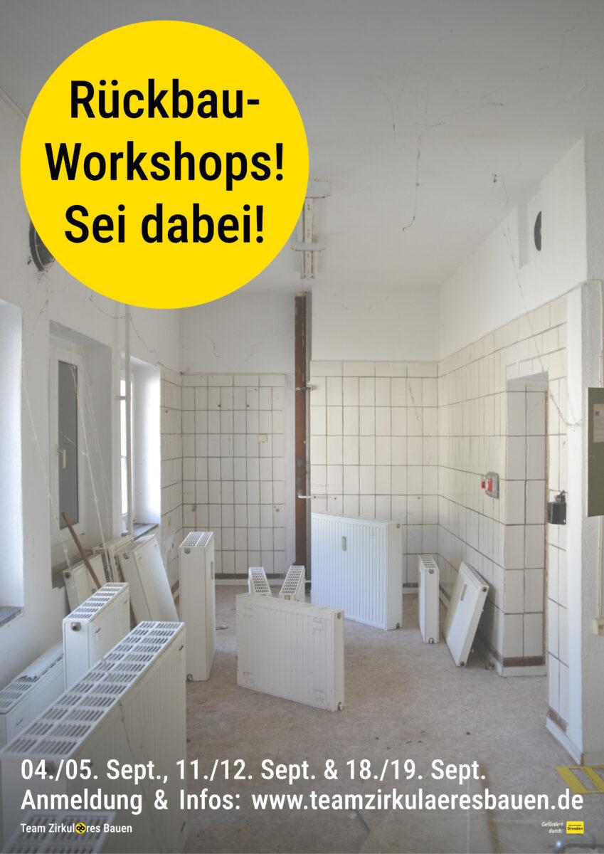 Rückbau-Workshops