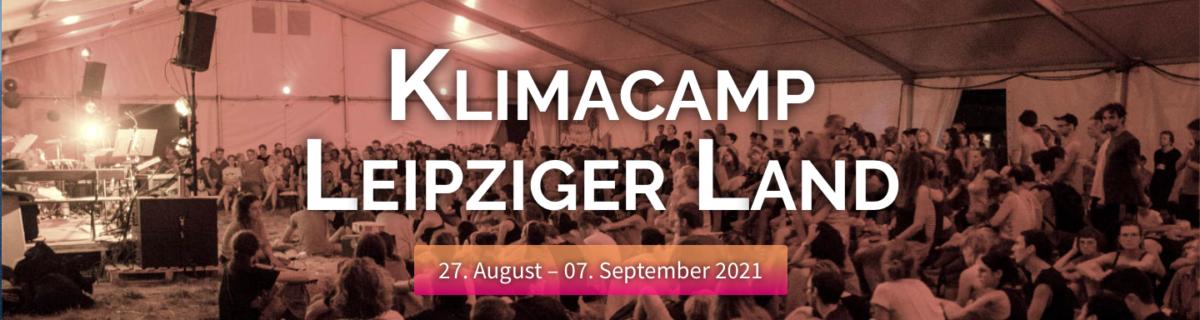 Klimacamp Leipziger Land