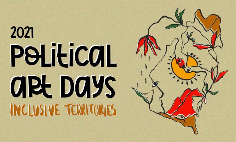 Political Art Days - Inklusive Territorien