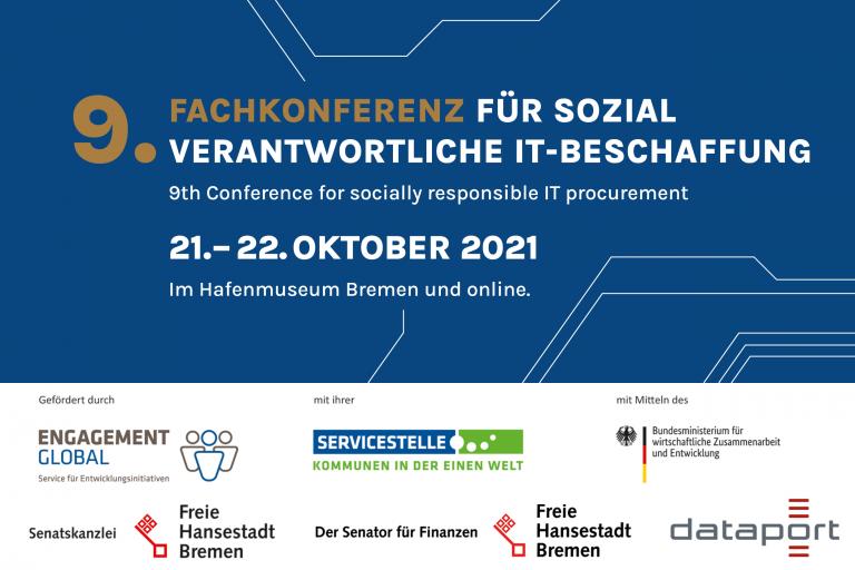9. Fachkonferenz für sozial verantwortliche IT-Beschaffung