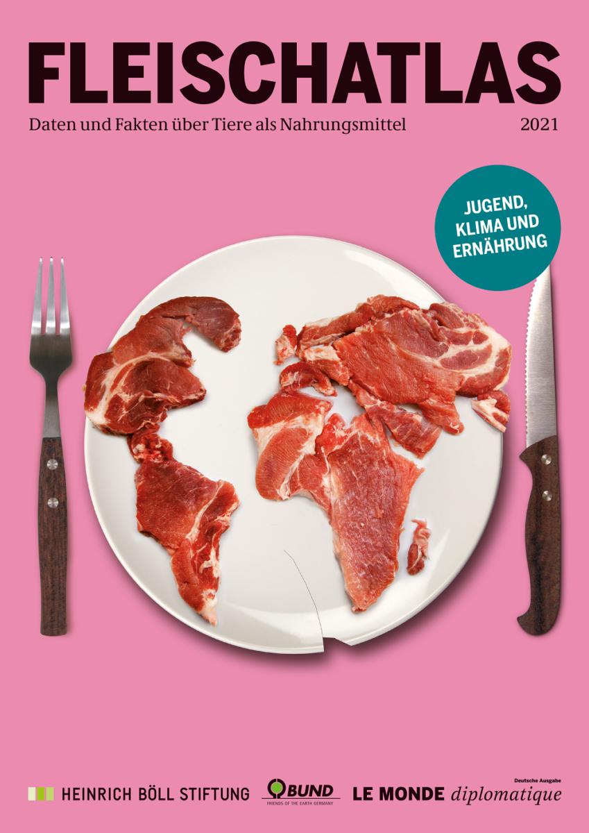 Jugend, Klima und Ernährung – ein Atlas-Vortrag