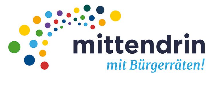 mittendrin - mit Bürgerräten! - Diskussion mit Bundestagskandidierenden
